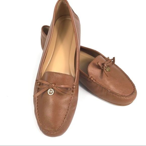 b4a028bf1f3c Michael Kors Everett leather moc loafer -sz 11. M 5c50c573e944ba7f519dcd47